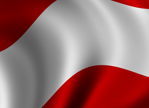 Republic Of Austria Flag